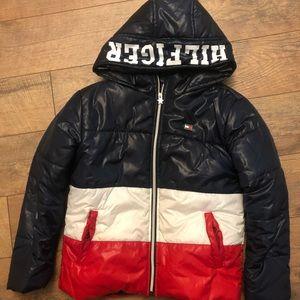 Boys Tommy Hilfiger coat